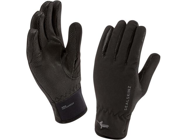 Sealskinz W's Sea Leopard Gloves Black